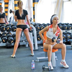 Фитнес-клубы Братска