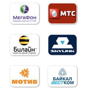 Операторы сотовой связи Братска
