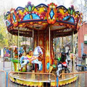 Парки культуры и отдыха Братска