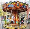 Парки культуры и отдыха в Братске