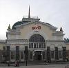 Железнодорожные вокзалы в Братске