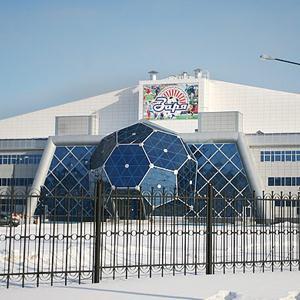 Спортивные комплексы Братска