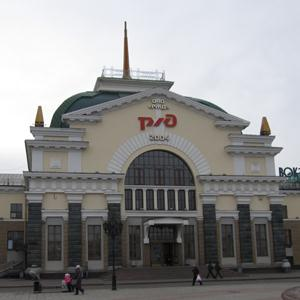 Железнодорожные вокзалы Братска